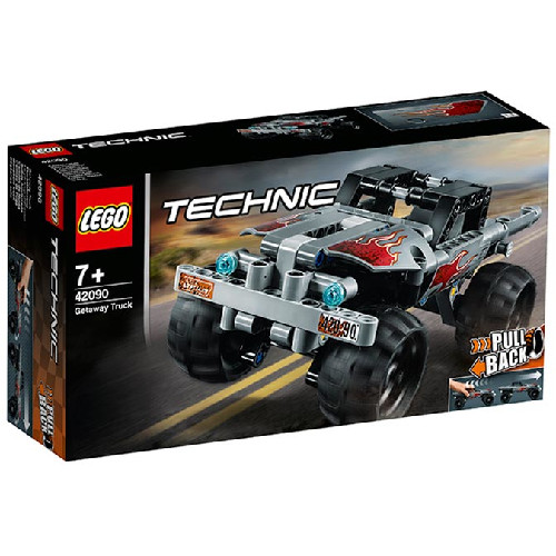 LEGO Technic Camion de Evadare 42090, LEGO
