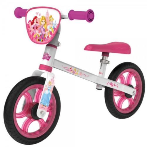 Bicicleta fara Pedale First Bike Disney Princess , Smoby