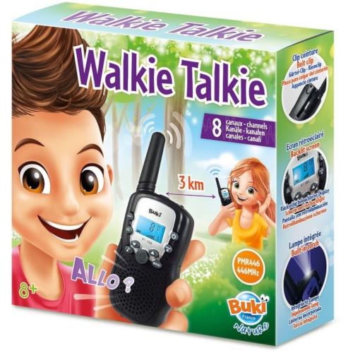 Walkie Talkie, Buki France