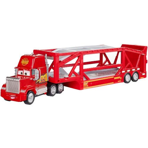 Masina Transportor Mack Disney Cars, Scara 1;55, Mattel