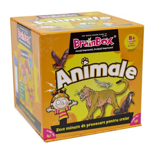 Joc Educativ BrainBox Animale, Ludicus Games