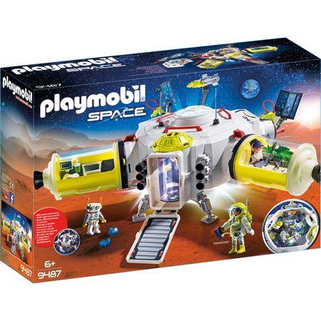 Set de Constructie Statie Spatiala - Space, Playmobil