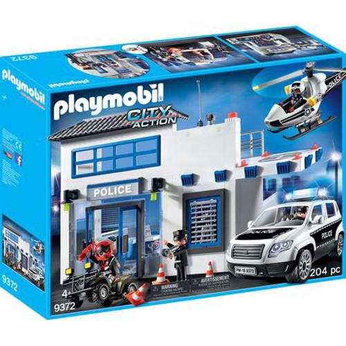Set de Constructie Sectie de Politie - City Action, Playmobil
