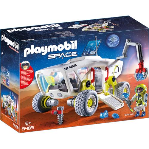 Set de Constructie Vehicul de Cercetare - Space, Playmobil