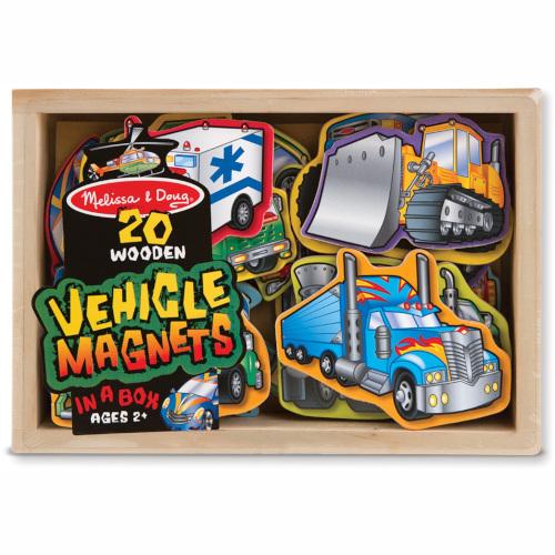Vehicule cu Magneti, Melissa & Doug