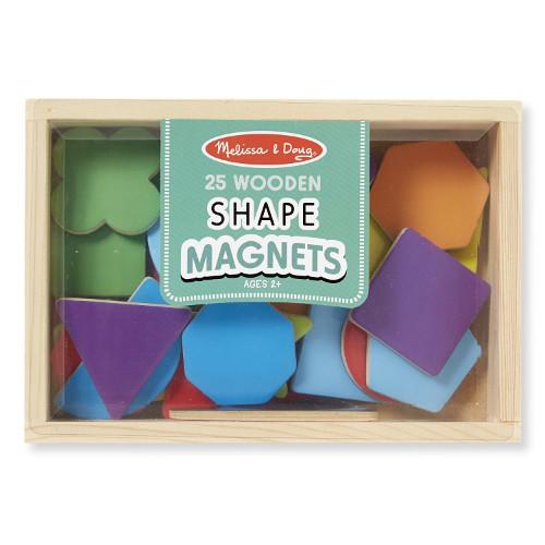 Forme Magnetice din Lemn, Melissa & Doug