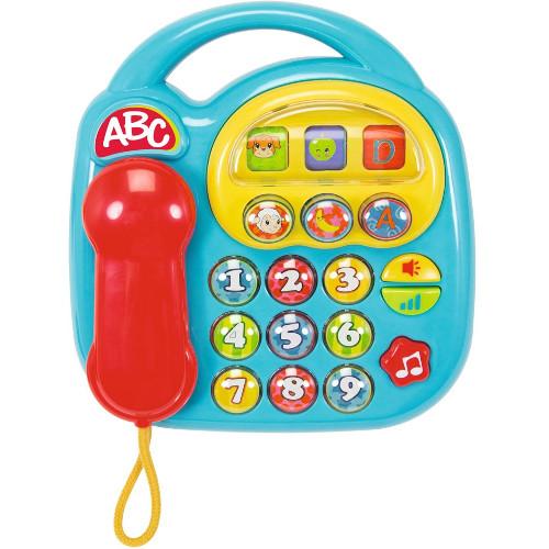 Jucarie  ABC Telefon Muzical, Simba