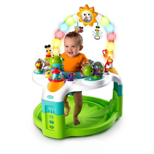 Centru de Activitati 2 in 1 Laugh and Lights, Bright Starts