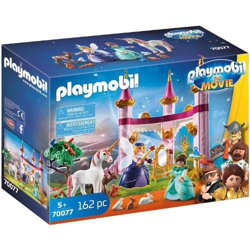 Set de Constructie Marla in Castelul Zanelor - The Movie, Playmobil