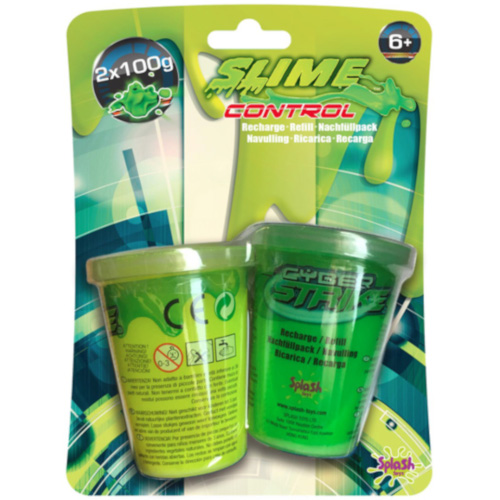 Rezerva pentru Blaster cu Slime X-Stream, Splash Toys