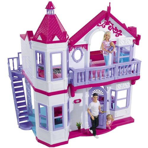 Casuta pentru Papusi Steffi Love My Dreamhouse cu Accesorii, Simba