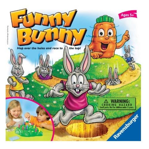 Joc Funny Bunny, Ravensburger