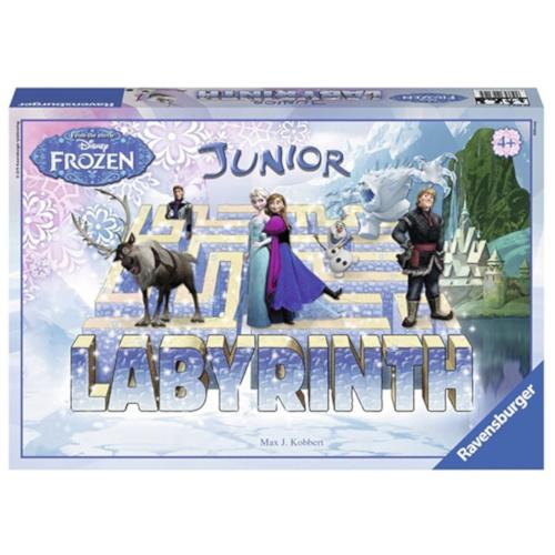 Joc Labirint Disney Frozen, Ravensburger