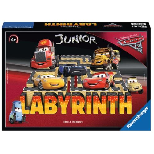 Joc Labirint Junior Cars, Ravensburger