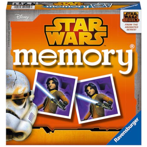 Jocul Memoriei Star Wars, Ravensburger