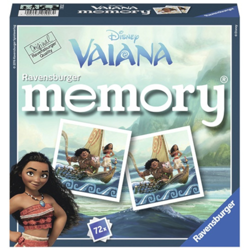 Jocul Memoriei Vaiana, Ravensburger