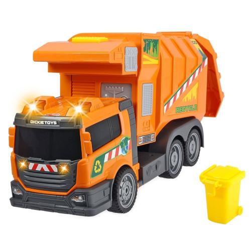 Masina de Gunoi cu Accesorii Garbage Collector, Dickie Toys