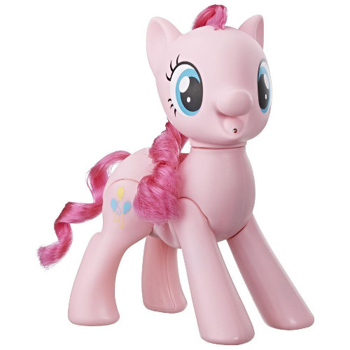 Figurina Interactiva My Little Pony Pinkie Pie Oh My Giggles, Hasbro
