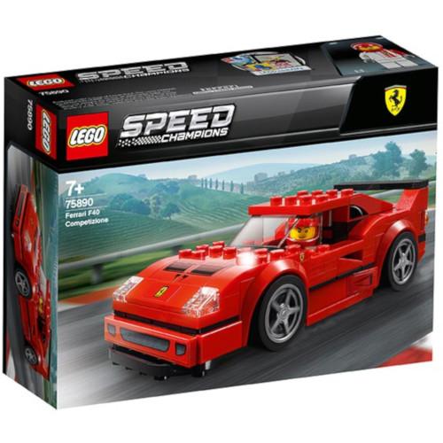 LEGO Speed Champions Ferrari F40 Competizione 75890, LEGO
