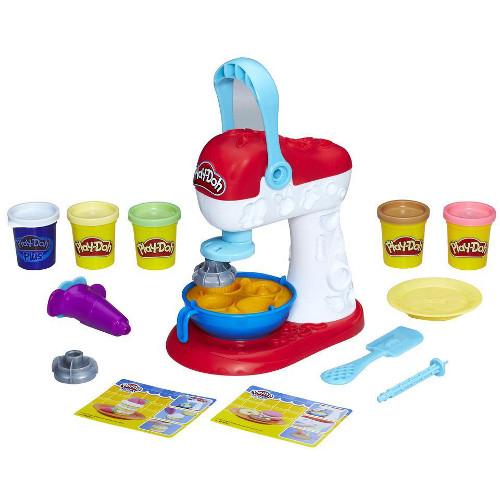 Jucarie Creativa Play-Doh Mixer pentru Bucatarie si Accesorii, Hasbro