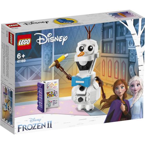 LEGO Frozen Olaf 41169, LEGO
