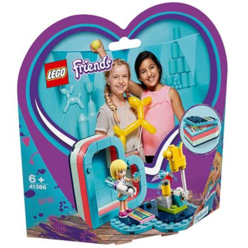 LEGO Friends Inimioara de Vara a lui Stephanie 41386, LEGO
