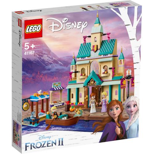 LEGO Disney Castelul din Arendelle 41167, LEGO