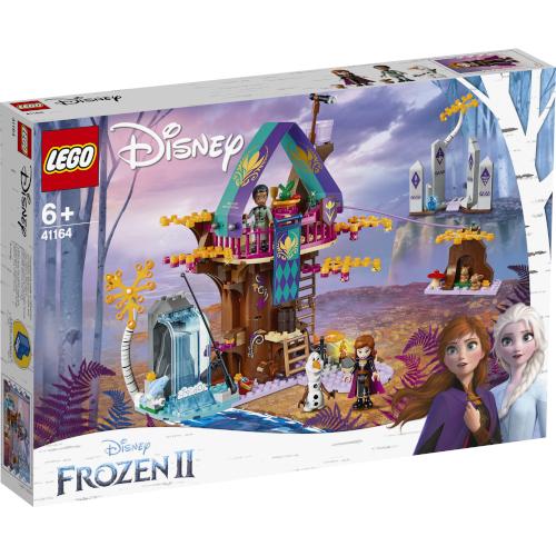 LEGO Disney Casuta Fermecata din Copac 41164, LEGO