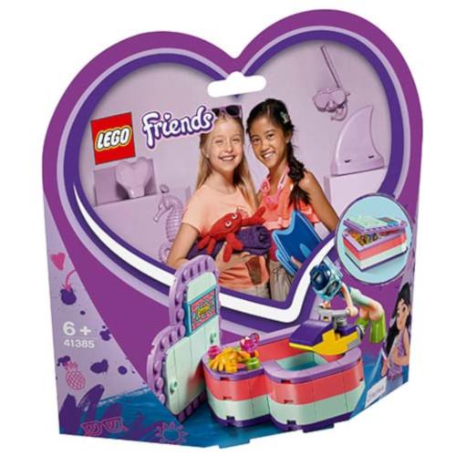 LEGO Friends Inimioara de Vara a Emmei 41385, LEGO