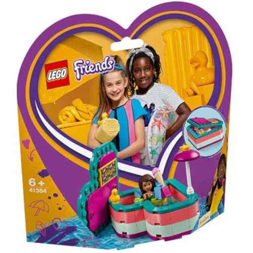 LEGO Friends Inimioara de Vara a Andreei 41384, LEGO
