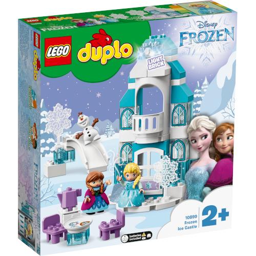 LEGO Duplo Castelul din Regatul de Gheata 10899, LEGO