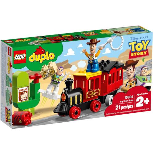 LEGO Duplo Trenul Toy Story 10894, LEGO
