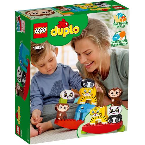 LEGO Duplo Primul Meu Balansoar cu Animale 10884, LEGO