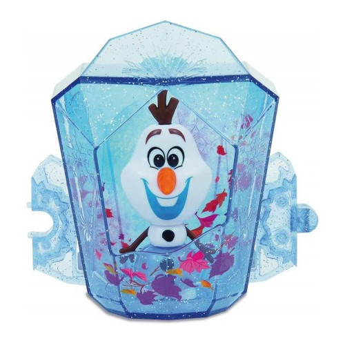 Set Casuta cu Mini Figurina Olaf Whisper and Glow Frozen 2, Giochi Preziosi