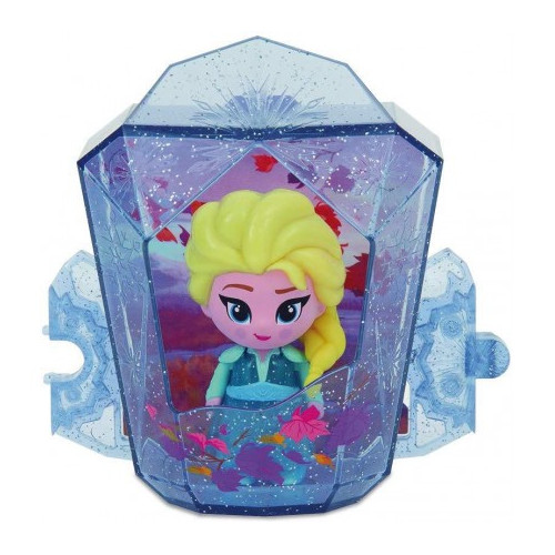 Set Casuta cu Mini Figurina Elsa Whisper and Glow Frozen 2, Giochi Preziosi