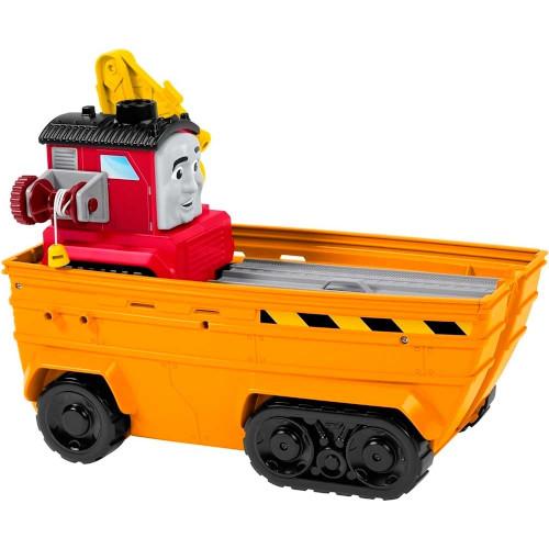 Set Motorizat Super Croaziera Thomas si Prietenii, Mattel