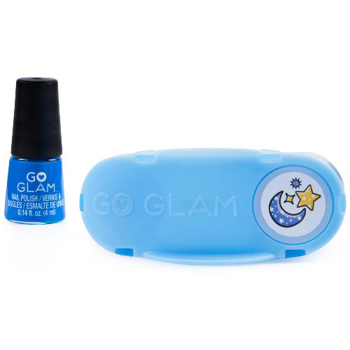 Set Creativ de Manichiura Master Cool Maker Go Glam Nails Fashion Midnight Glow, Spin Master