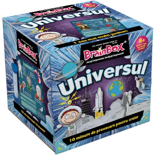 Joc de Inteligenta BrainBox Universul, Ludicus Games