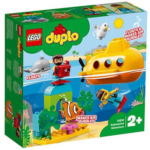 LEGO DUPLO Aventura cu Submarinul 10910, LEGO