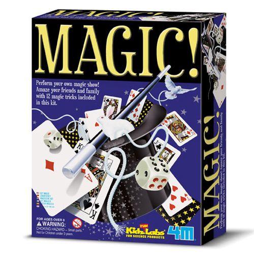 Trusa de Magician, 4M