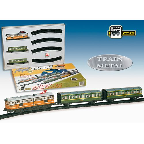 Trenulet Electric Clasic, Pequetren