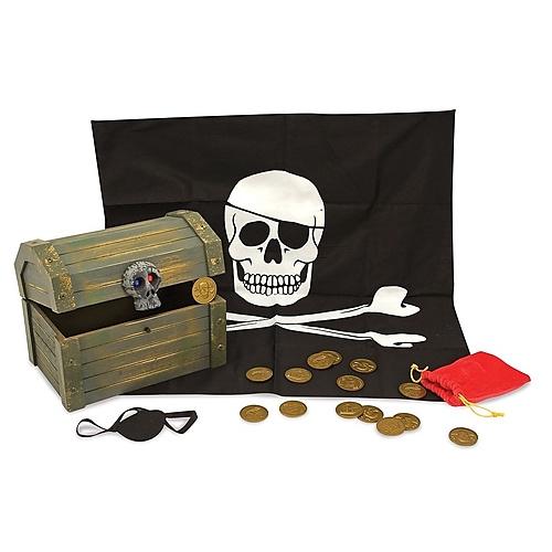 Set de Joaca Cufarul Piratilor, Melissa & Doug
