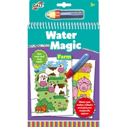 Galt - Water Magic Farm - Carte Colorat Apa Magica Ferma