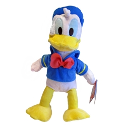Disney -Mascota de Plus Donald Duck 25 cm