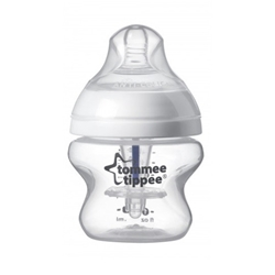 Tommee Tippee - Biberon Closer to Nature 150 ml TS cu Senzor de Temperatura