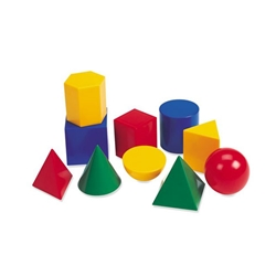 Learning Resources - Forme Geometrice din Plastic