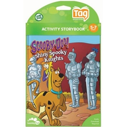 Leap Frog  - Carte interactiva TAG Scooby Doo