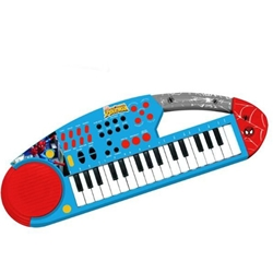 Reig Musicales - Orga Electronica cu Microfon Spiderman