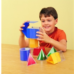 Learning Resources - Forme Geometrice Pliante