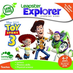 Leap Frog - Soft Educational LeapPad ToyStory 3